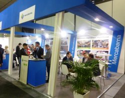 The stand of Mercabarna in Fruit Logistica