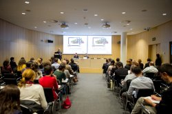 The presentation of the study took place during the Alimentaria