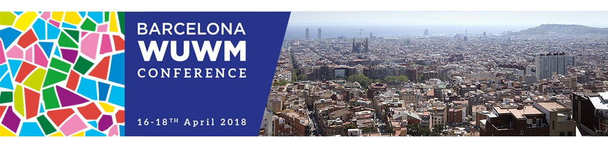 Conferencia WUWM Mercabarna Barcelona 2018